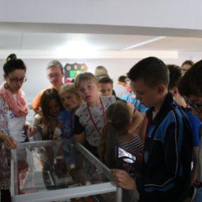 Więcej o: Wspólne zwiedzanie Izby przez uczniów z Grudziądza i z Ursusa