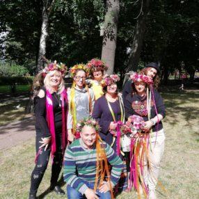Więcej o: Kulturalne Podwórka w Parku Achera [relacja]