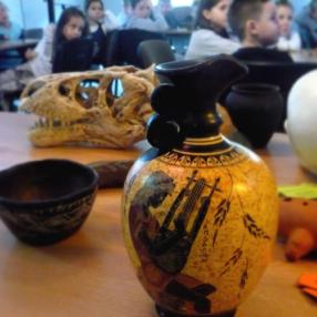 Więcej o: Zajęcia z archeologami podczas Zimy w Mieście 2019 [relacja]