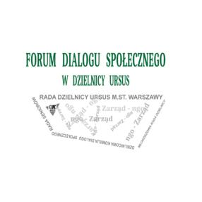 Więcej o: Wystąpienie na Forum Dialogu Społecznego w Dzielnicy Ursus [relacja]