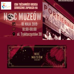 Więcej o: Noc Muzeów 2019 z Izbą Tożsamości Ursusa