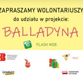 """Więcej o: Przyłącz się do wirtualnego projektu """"Balladyna – flashmob"""""""