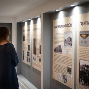 Więcej o: Uroczyste otwarcie zmodernizowanej wystawy stałej Izby Tożsamości Ursusa [relacja]